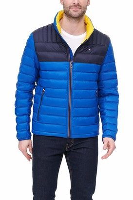 Tommy Hilfiger Women's Real Down Packable Puffer Jacket