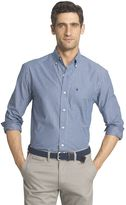 Izod Men's Advantage Striped Button-Down Shirt