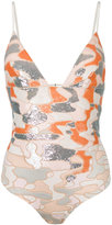 La Perla Make Love wired swimsuit - women - Nylon/Polyamide/Spandex/Elastane - 32B