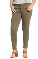 Lucky Brand Plus Size Women's Ginger Skinny Jeans