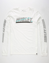 Hurley Launch Mens T-Shirt