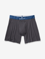 Tommy John Second Skin Ben Stripe Relaxed Fit Boxer