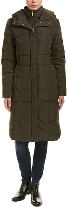 Cole Haan Quilted Down Coat