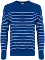 N.Peal striped sweater