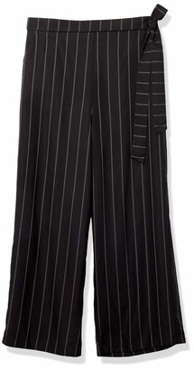 Forever 21 Women's Plus Size Pinstriped Pants