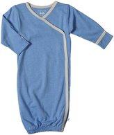 Baby Soy Kimono Bundler (Baby) - Lake Blue-3-6 Months