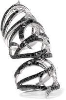 Stephen Webster Thorn 18-karat White Gold Diamond Ring - 7