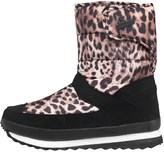 Rubber Duck Womens Iceberg Boots Leopard