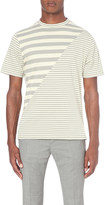 Paul Smith Striped cotton-jersey t-shirt