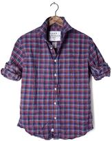 Frank And Eileen Mens Luke Italian Flannel Plaid Shirt