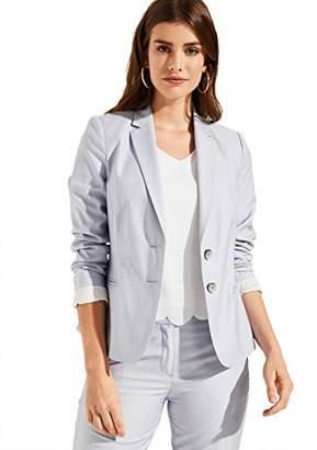 Comma Women's 85.899.54.32 Suit Jacket,(Size: 38)