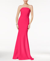 Jill Stuart Strapless Mermaid Gown