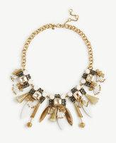 Ann Taylor Home Jewelry Resin Petal Statement Necklace Resin Petal Statement Necklace