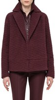 Akris Textured Shirt Jacket
