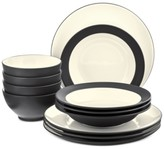 Noritake Colorwave 12-Piece Dinnerware Set