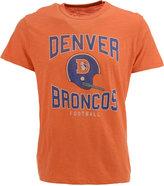 '47 Men's Denver Broncos Retro Logo Scrum T-Shirt