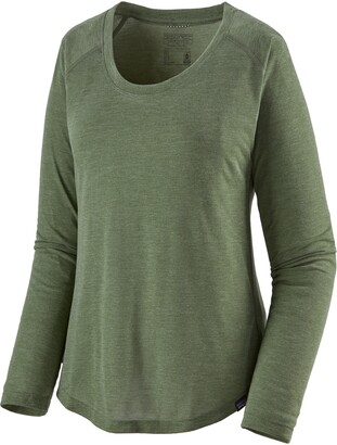 Patagonia Capilene(R) Cool Trail Long Sleeve T-Shirt