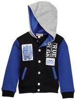 True Religion Hoodie Jacket (Toddler & Little Boys)