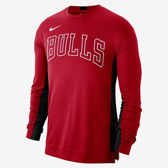 Nike Men's NBA Shooting Shirt Chicago Bulls Dri-FIT
