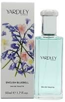 Yardley London Of London English Bluebell Eau de Toilette Spray for Women, 1.7 Ounce