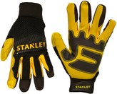 Stanley Goatskin Heavy-Duty Work Gloves (For Men and Women)