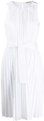 Brunello Cucinelli Pleated Midi Dress