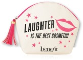 Benefit Cosmetics Laughter Is The Best Cosmetic Beauty Bag
