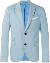 Neil Barrett chest pocket blazer - men - Cotton/Polyester/Viscose - 48
