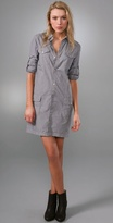 Rag & Bone/jean The Utility Shirtdress