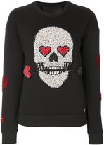 Philipp Plein By The Way sweatshirt
