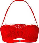 Ermanno Scervino lace bikini bottoms - women - Polyamide/Spandex/Elastane - II