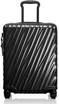 Tumi Men's 19 Degree 22 Inch Continental Wheeled Carry-On - Black