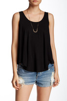Hip Curved Double Scoop Tank