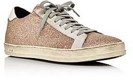 P448 Women's John Embellished Low-Top Sneakers
