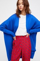 Free People Dreaming In Cashmere Cardi