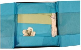 Patek Philippe Blue Silk Scarves