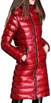 Pingora Women's Winter Long Hooded Down Puffer Coat (M, )