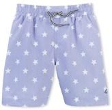 Petit Bateau Boys printed swim shorts