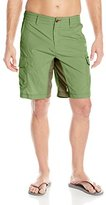 O'Neill Men's Traveler Hybrid Boardshort, Light Grey-16