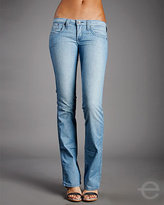 Frankie B Sisterhood Denim in Sky Blue