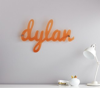 Pottery Barn Kids Personalized Acrylic Letters