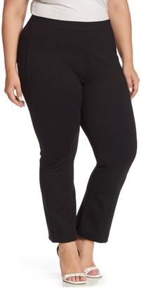 NYDJ Micro Dot Pull-On Pants (Plus Size)