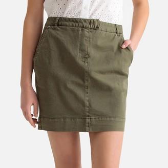 Benetton Two-Pocket Short Skirt