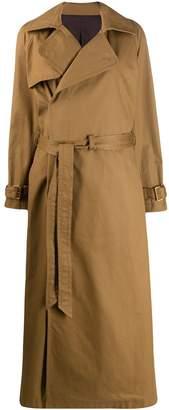 A.F.Vandevorst Matrix oversized trench coat
