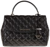 MICHAEL Michael Kors Ava Bag In Quilted Leather