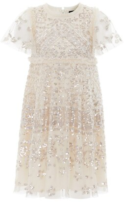 Needle & Thread Aurora Sequin-Embellished Dress (4-10 Years)
