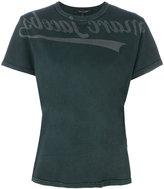 Marc Jacobs logo selfie T-shirt - women - Cotton - S