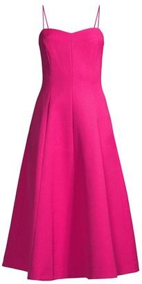 Rebecca Vallance Natalia Flare Midi Dress