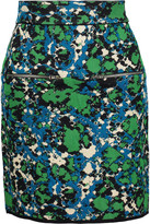 M Missoni Stretch jacquard-knit mini skirt