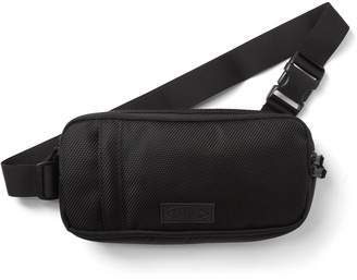 Eastpak Logo-Appliqued Canvas Belt Bag